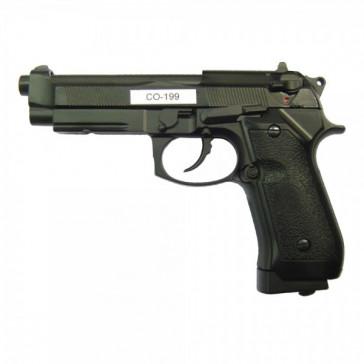 Beretta 92fs A Co2 Scarrellante Full Metal  CO 199B