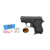 Pistola A Salve 315 Calibro 8 Mm + 50 CARTUCCE FIOCCHI (BR-1900+F18)