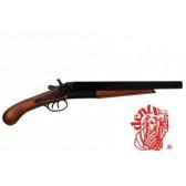 Replica Pistola 2 canne USA 1881 01114