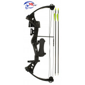 "MANKUNG ARCO COMPOUND ""CBK1"" 25 lbs BLACK MK-CBK1B"