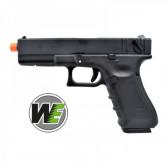 Pistola Glock G18C Scarrellante A Gas Nera WE (W059B)