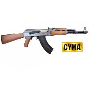 CYMA AK 47 NEW EDITION LEGNO CM028W