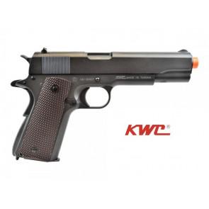 Pistola 1911 Classic Scarellante - CO2 - 15 BBs - Full Metal - KWC (KW-1911)