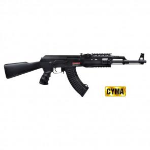 Fucile Elettrico AK-74 Tactical CM520 Polimero Nero Completo Cyma (CM520)
