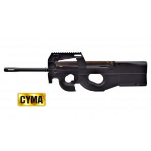 CYMA FUCILE ELETTRICO P90 LONG BARREL NERO (CM060A)