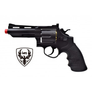 REVOLVER 132 GAS HEAVY MODEL TAMBURO ROTANTE HFC (HG 132B)