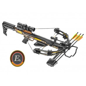 EK ARCHERY BALESTRA COMPOUND BLADE+ 175 LIBBRE CAMO FULL KIT (CR070M)
