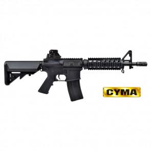 Fucile Elettrico M4 Serie CM606 Polimero Nero Completo Cyma (CM606)