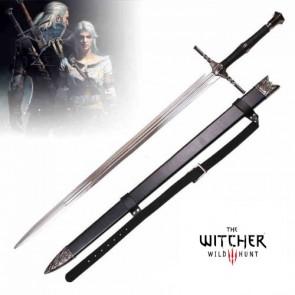 Spada di Geralt of Rivia dalla saga di The Witcher - (ZS9320B)
