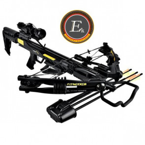 EK ARCHERY BALESTRA COMPOUND BLADE+ 175 LIBBRE NERA FULL KIT (CR070B)