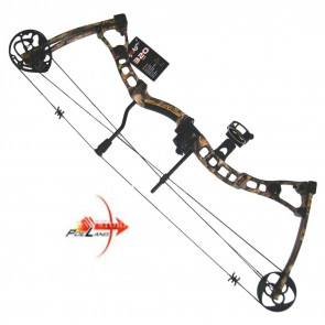 ARCO COMPOUND BEAST 35-70 LBS CAMO POELANG (CO 036TC)
