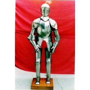 Armatura Metallo Indossabile + Stand Legno