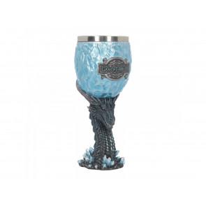 Calice Viserion White Walker 18.5 cm
