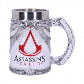 Assassin's Creed - The Creed Tankard 15.5cm (NEM B5296)