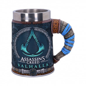 Assassin's Creed Valhalla Tankard 15,5 cm (NEM B5335)