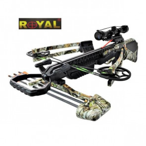 BALESTRA COMPOUND 140LBS CAMO ROYAL (M81C)
