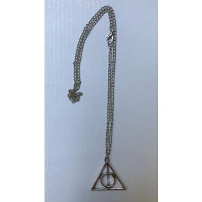 Ciondoli Harry Potter dei Doni della Morte Argento