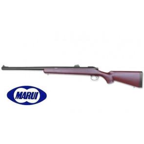 Marui fucile a molla vsr-10 real shock version (wood stock) (tm-vsr-rs)