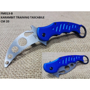 COLTELLO KARAMBIT TRAINING COLFM013-B