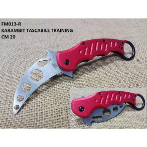 COLTELLO KARAMBIT TRAINING COLFM013-R
