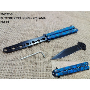 COLTELLO BUTTERFLY TRAINING COLFM027-B