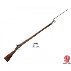 Replica Fucile Inglese Brown Bess Moschetto con baionetta 1722