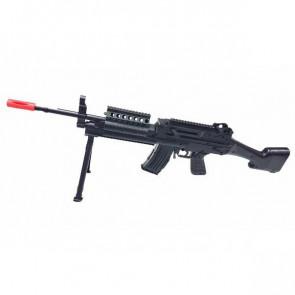 Fucile A Molla Con Bipiede (0581)