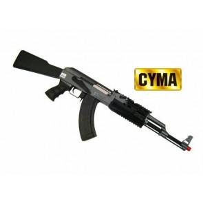 CYMA AK 47 RAS NEW EDITION BLACK CM028A
