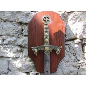 Spada Templare oro