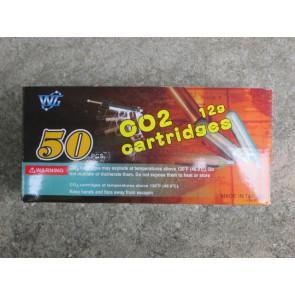 100 Ricariche CO2 Softair Gas Potenziato