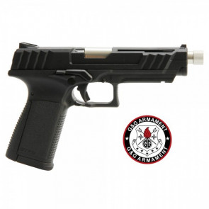Pistola A Gas GTP 9 - Scarrellante - Nera - G&G (GAS) (GG-GTP9)