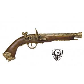 Pistola A CO2 Pirate Flinlock - HFC - Oro (HG 502GOLD-CO2)