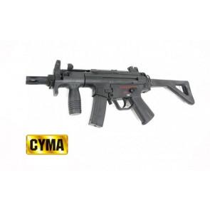 FUCILE ELETTRICO MP5 KURZ PDW FULL METAL CYMA (CM041PDW)