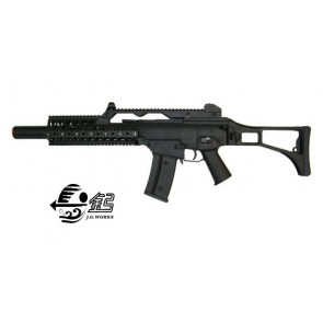 Fucile Elettrico G36 Ris Tactical Con Silenziatore 608-7