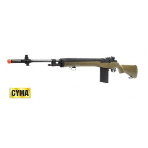 FUCILE ELETTRICO M14 VERDE CYMA (CM032V)