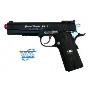 Pistola A Co2 Colt 1911 Nera (C 600B)