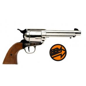 BRUNI GUNS PISTOLA A SALVE CALIBRO 380 6 COLPI NERA (BR-400N)