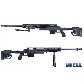 FUCILE SNIPER MSR BOLT ACTION NERO WELL (MB4411B)