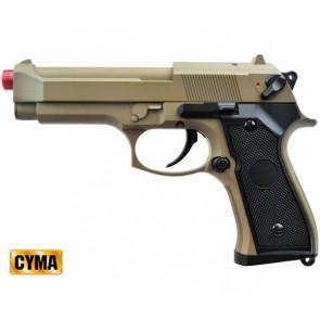 Beretta 92FS Elettrica Professionale Cyma  (CM126T)