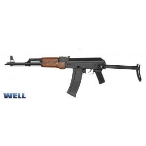 AK G74C GBBR FULL METAL LEGNO VERO (G74C)
