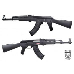 Fucile Elettrico Kalashnikov AK-47 - Nero - Golden Eagle (GE-0506B)