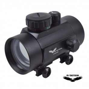 JS-TACTICAL RED DOT TUBO 46MM NERO (JS-1X46GRD)