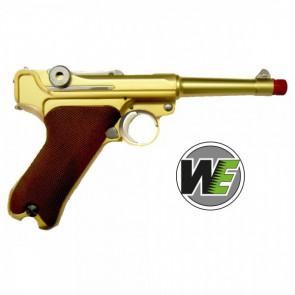 Pistola Luger P08 Gas Scarrellante Gold (W-P08SG)