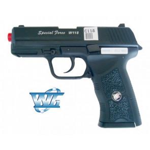Pistola A Co2 Scarrellante Glock G118 Special Force (C118)