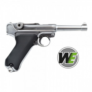 "LUGER 4"" S FULL METAL (W-P08SS)"