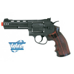 REVOLVER 705 HEAVY MODEL CO2 WIN GUN CON TAMBURO ROTANTE (C 705)
