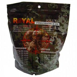 ROYAL PALLINI 0.28G BIANCHI (PRECISION 0.28)