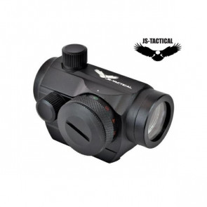JS-TACTICAL RED DOT COMPATTO NERO (JS-MD1000)