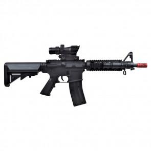 Fucile a molla M4 - Plastica - Nero - Vigor (8907A)