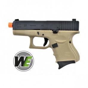 Pistola A Gas Scarrellante Glock G27 Gen 4 Tan (W-G26T)